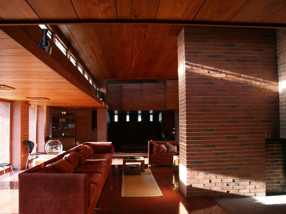 frank lloyd wright Life Magazine Dream House photo by maddi bourgerie via home away