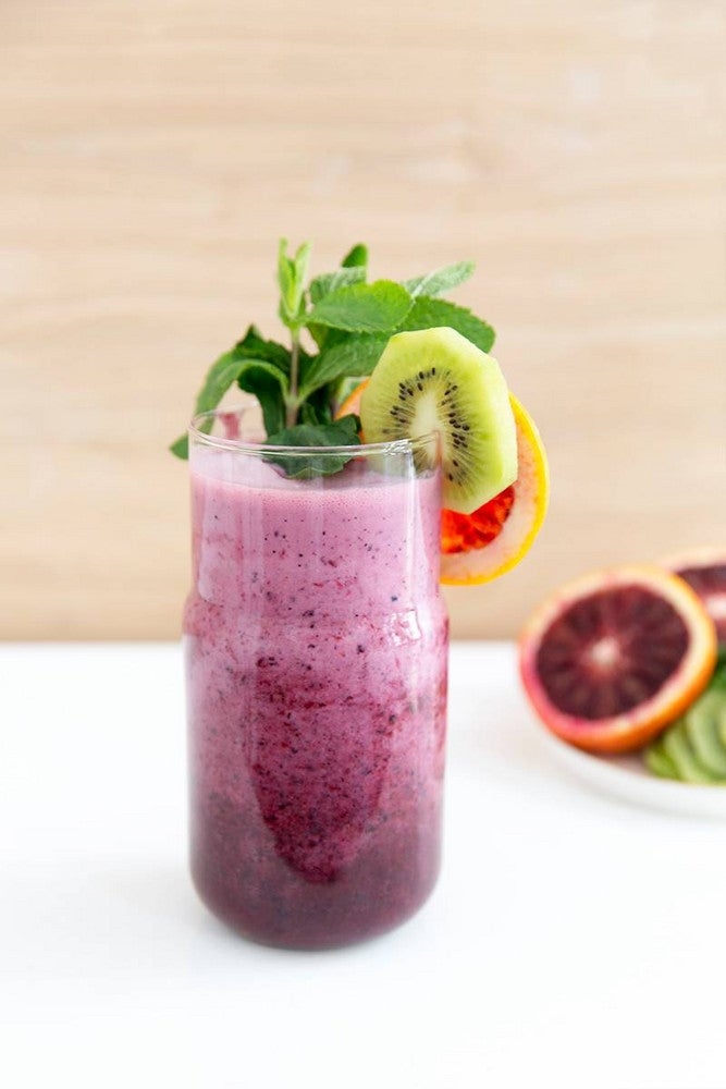 video: how to make a berry ombre smoothie