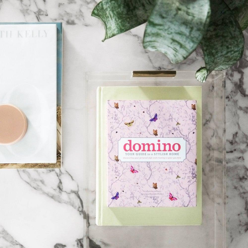 new domino book