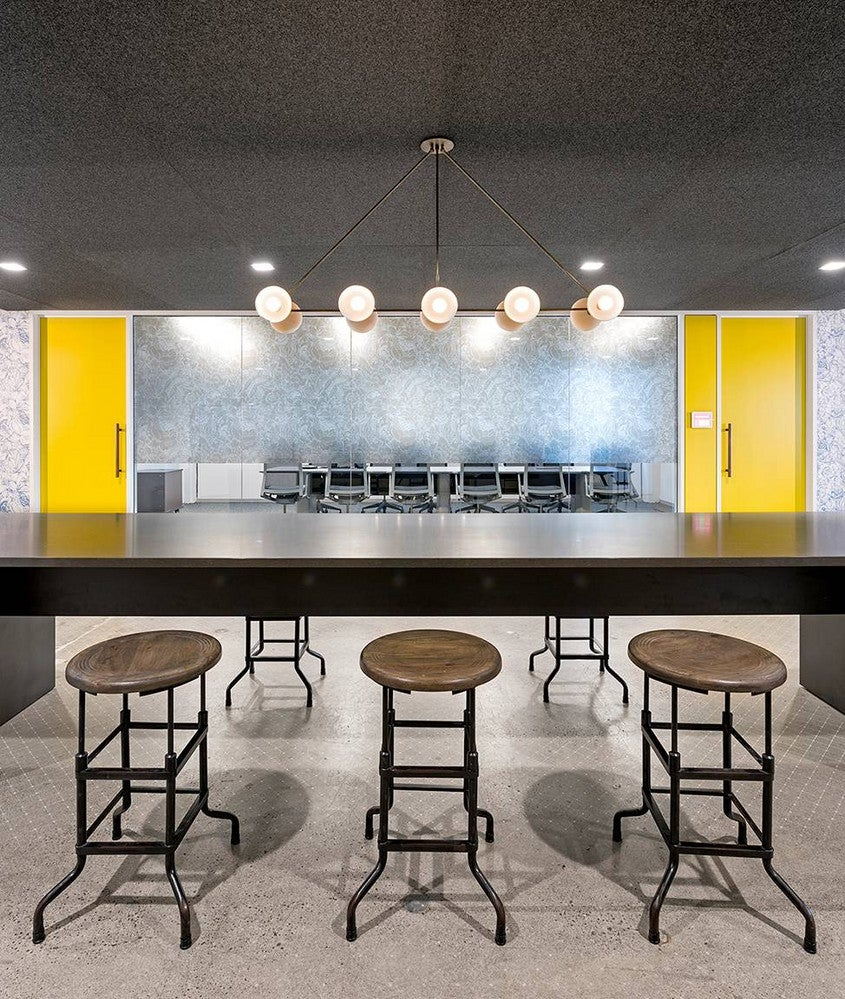 Tour Yelp's San Francisco Office Designed By Studio O+A