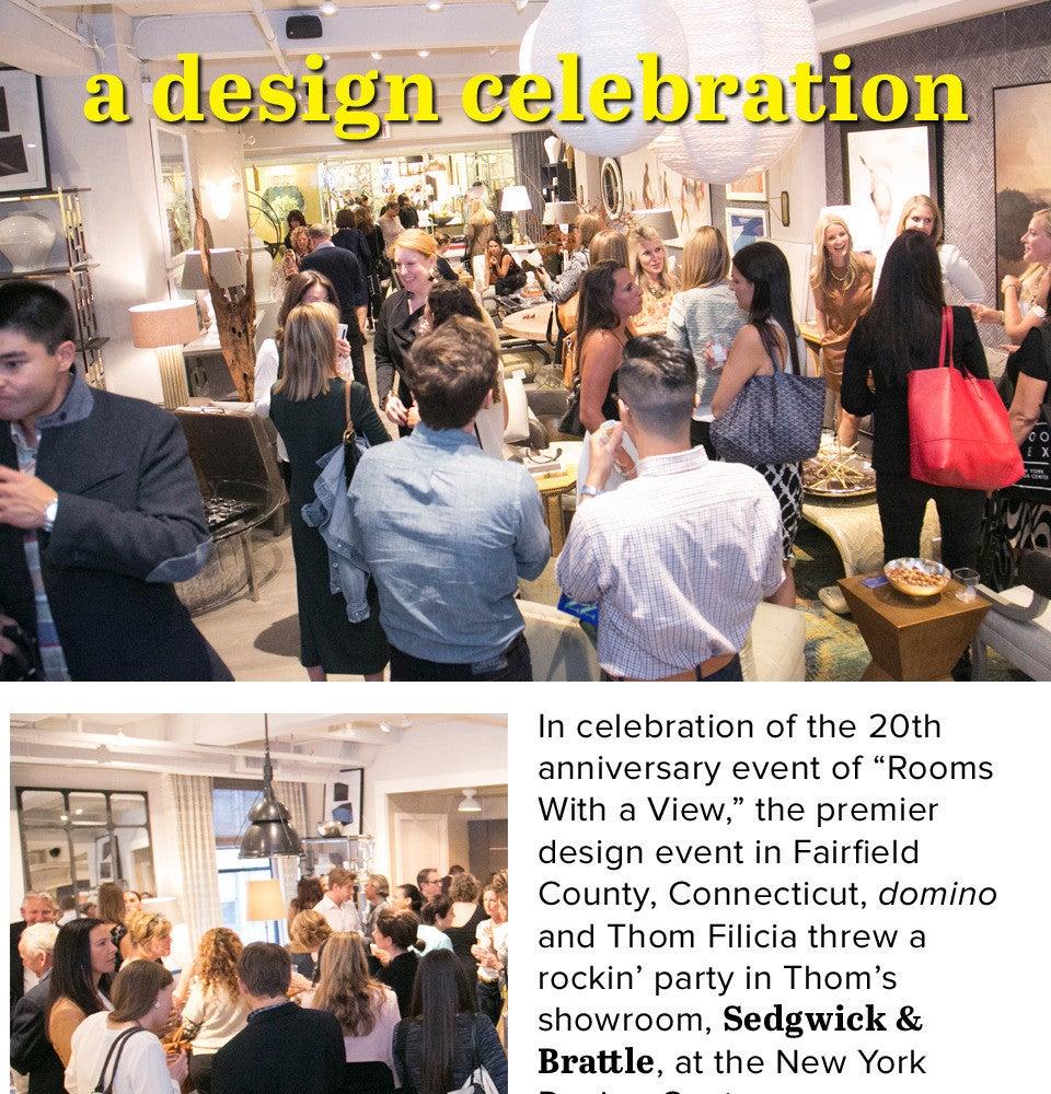 a design celebration