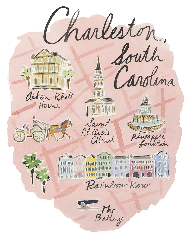 8 hip places to visit in charleston, south carolina