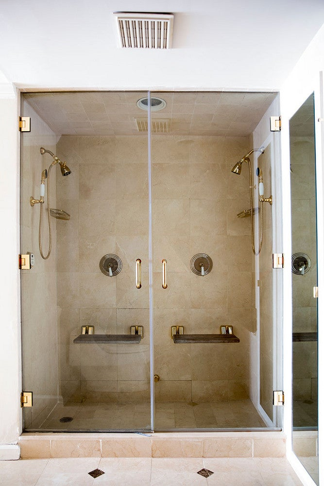 before & after: an upper east side reveal with kohler!