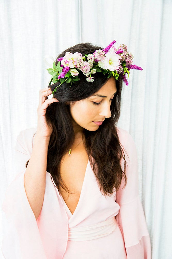 stone fox bride schools us on the best florals for fall