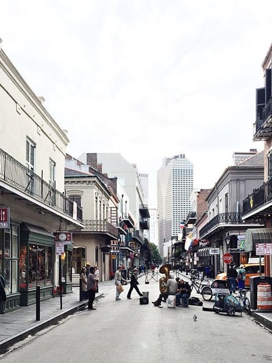 #locallyinspired: a local look a new orleans!