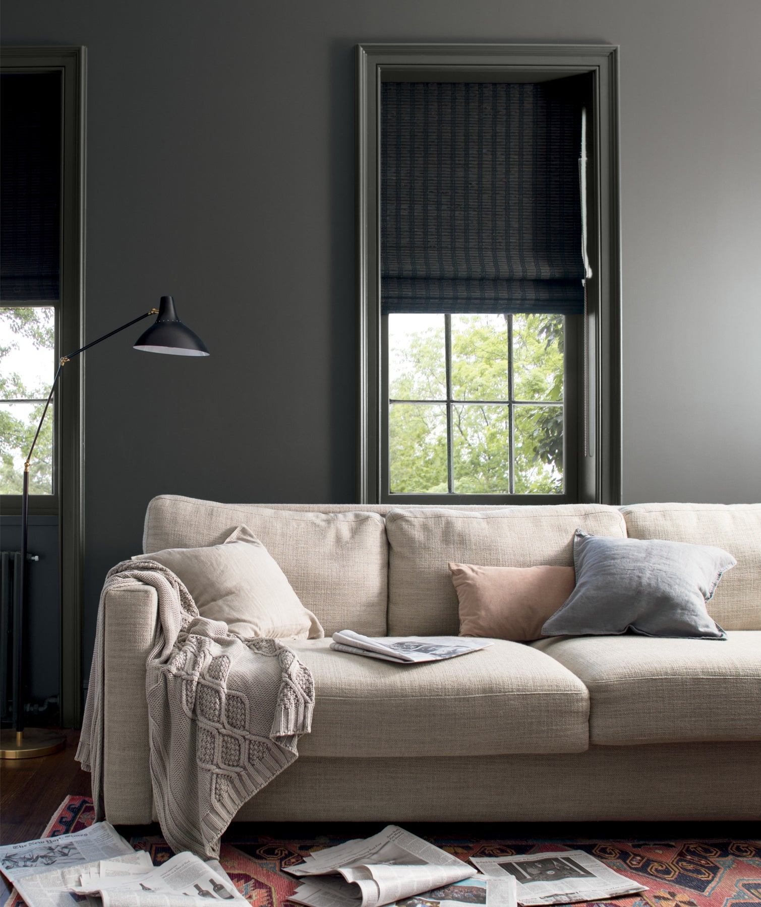 benjamin moore color of the year 2019 announcement. Black Bedroom Furniture Sets. Home Design Ideas