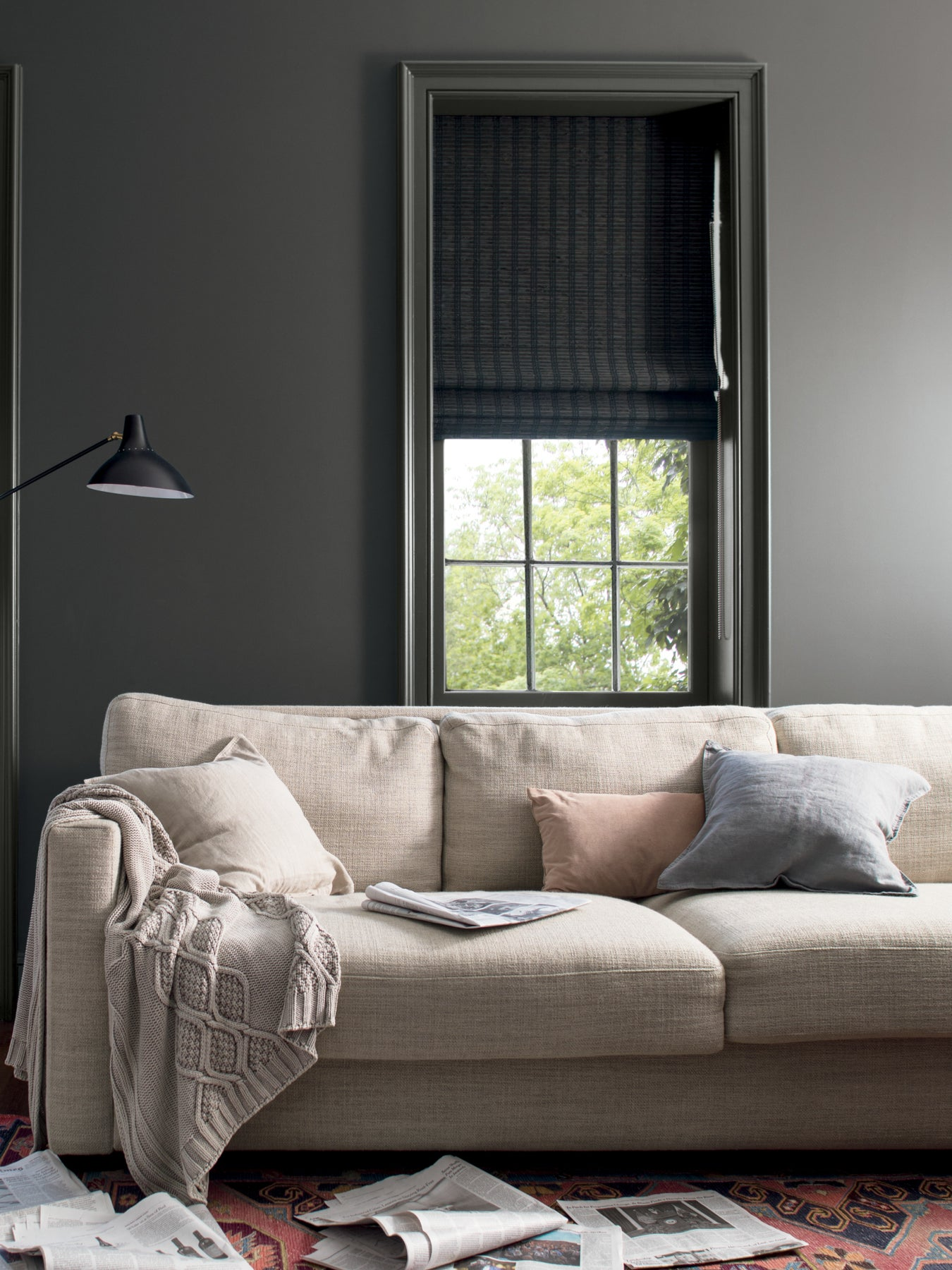 Benjamin Moore's 2019 Color of the Year Was Not What We Expected