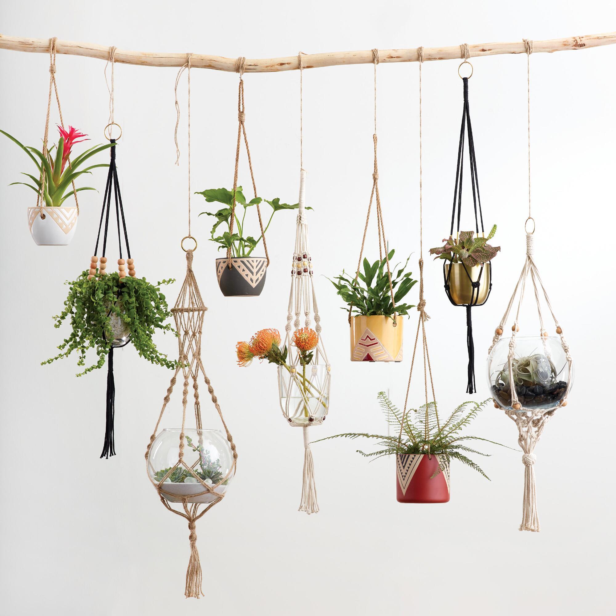 00- world market woven hangers