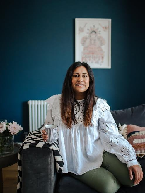 This Blogger's Style Marries Rustic Industrialism with Nordic Design