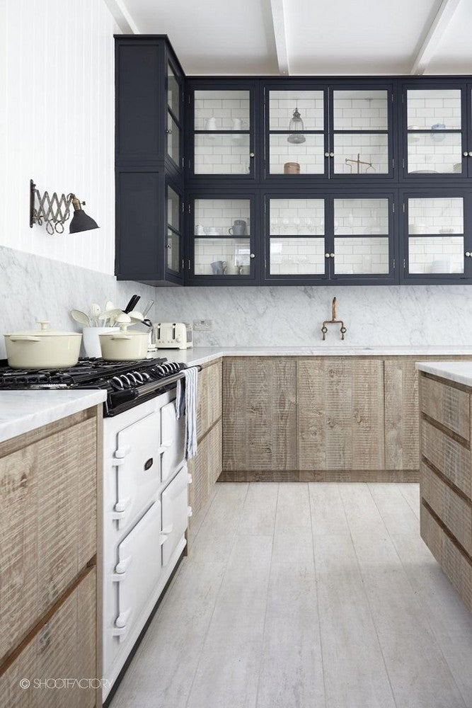 13 Two Tone Kitchen Cabinets | Domino