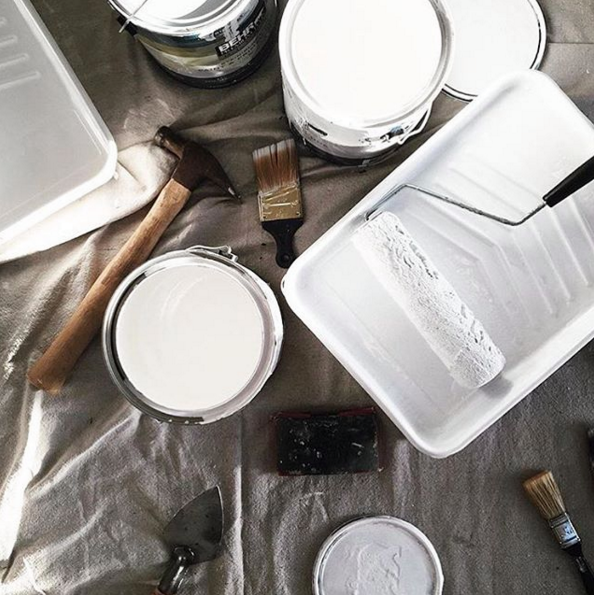 How To Paint Your Bedroom Walls White Paint