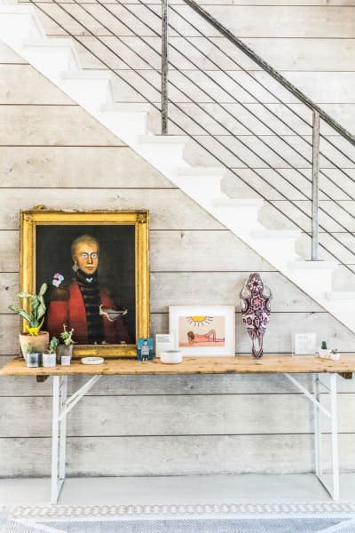 How to Install Shiplap Walls | Faux Stikwood DIY Guide