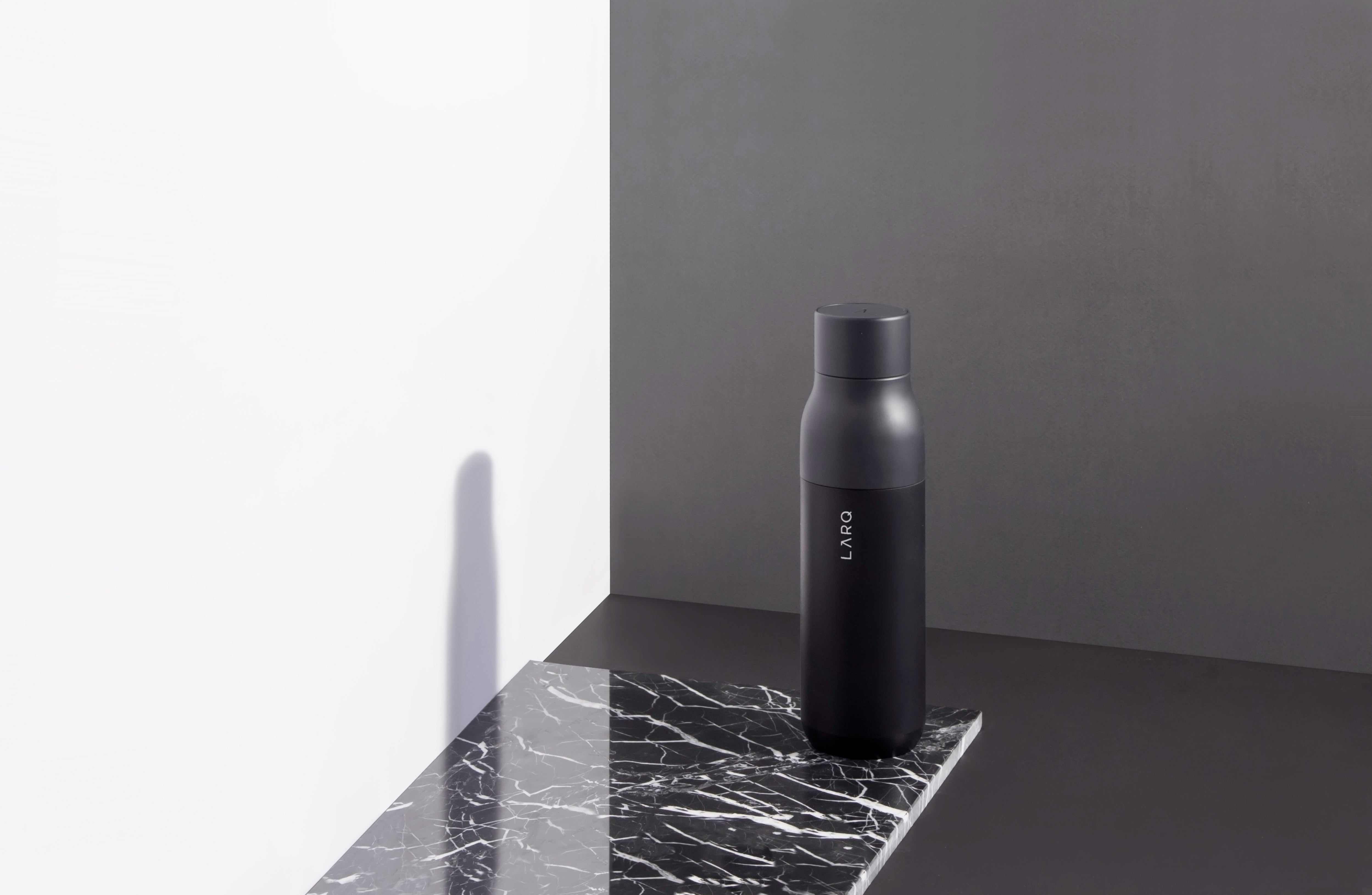 LARQ Bottle Obsidian Black