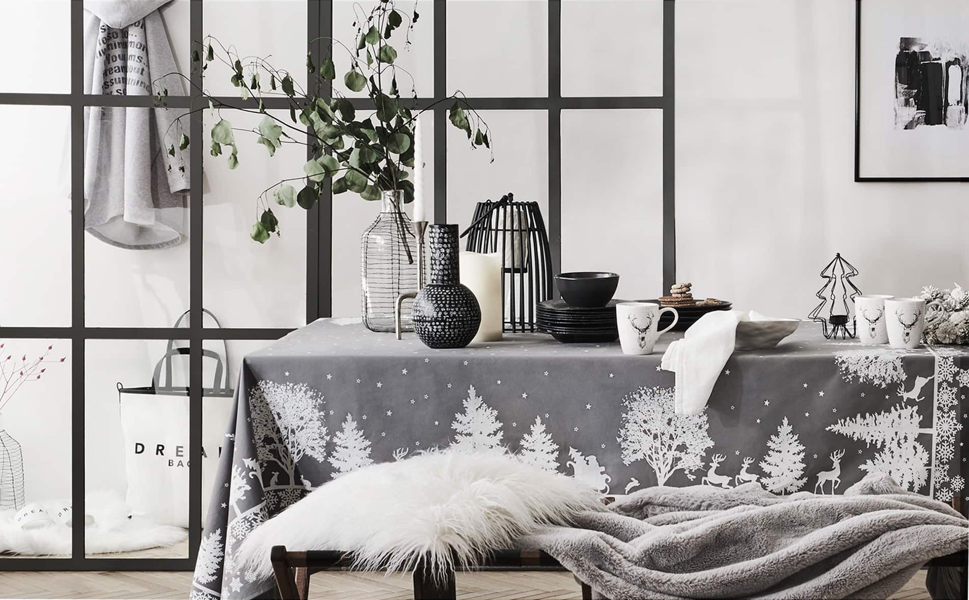 Best Holiday Decorations From Zara Home Winter Collection 23