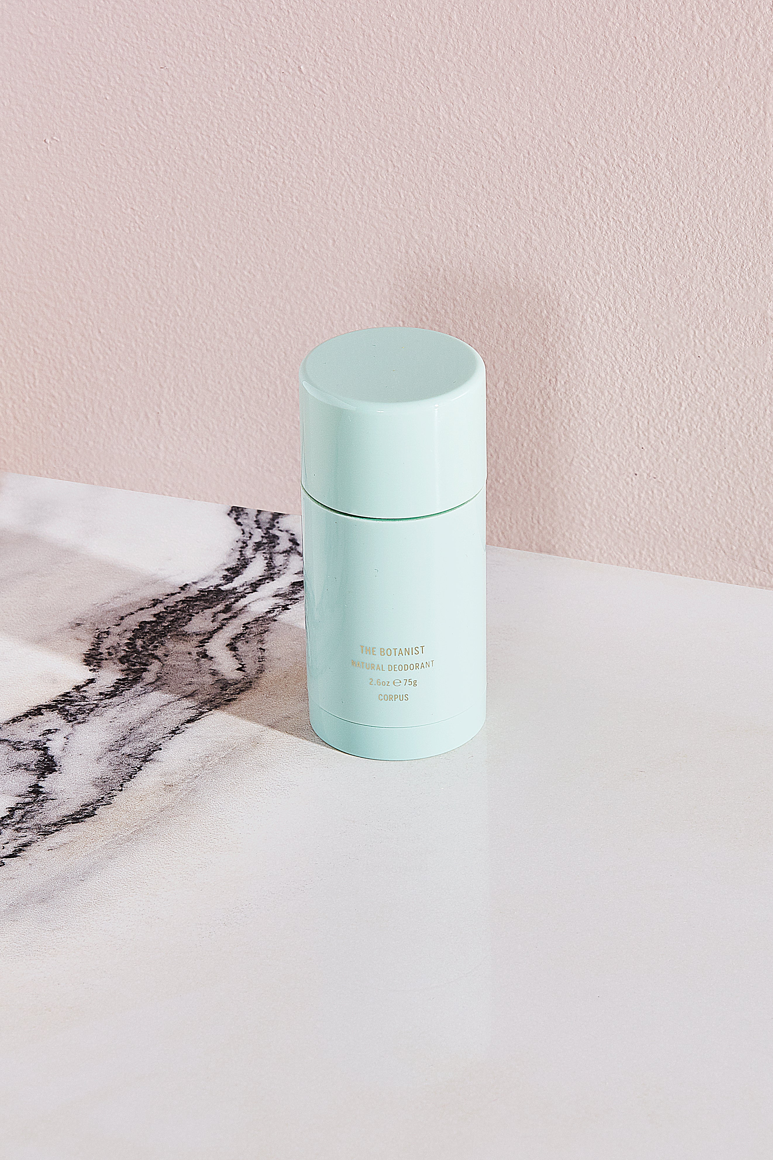 Natural Deodorants With Chic, High Design Packaging