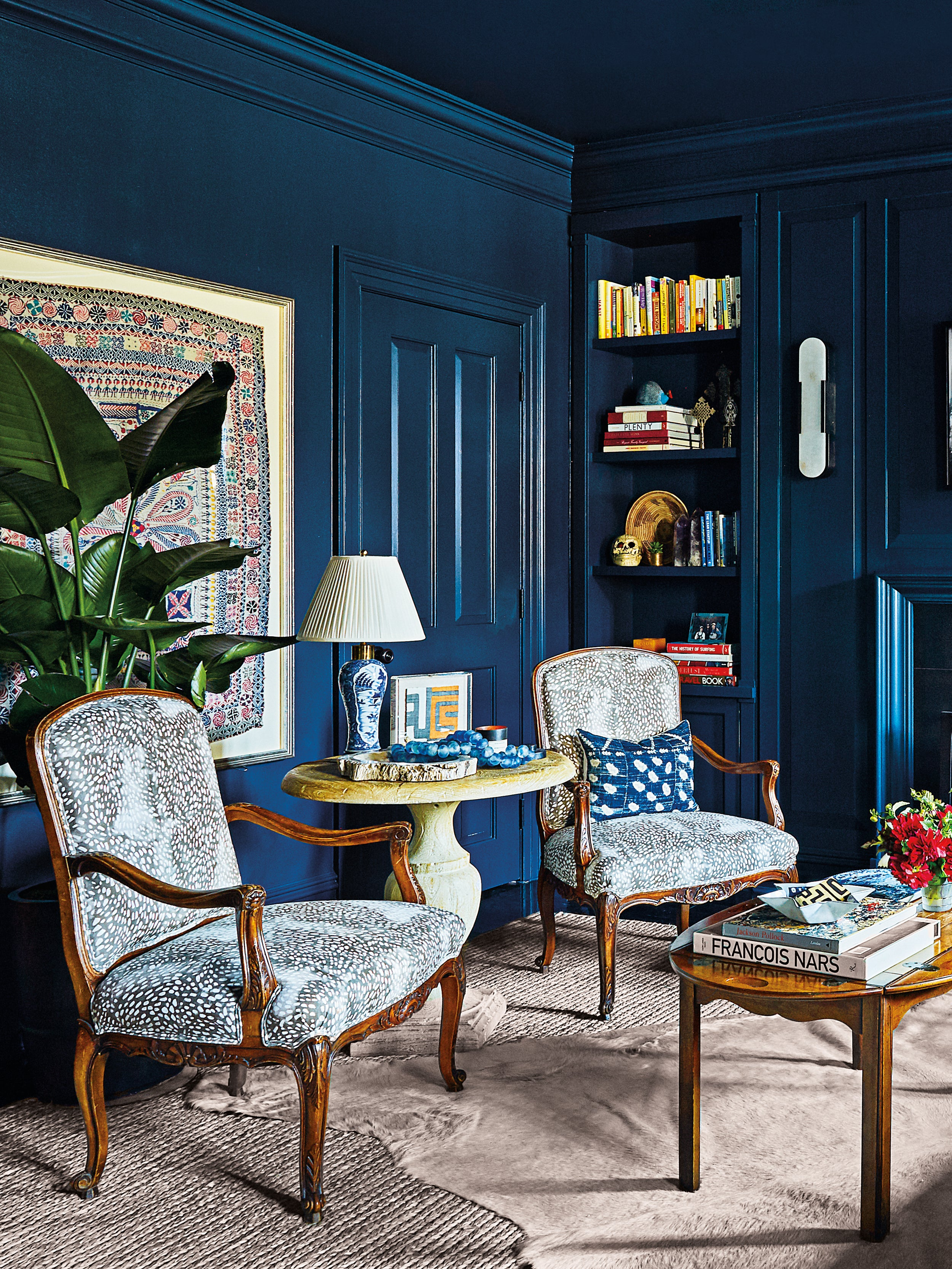 Inside the West Village's Most Sophisticated Bachelorette Pad