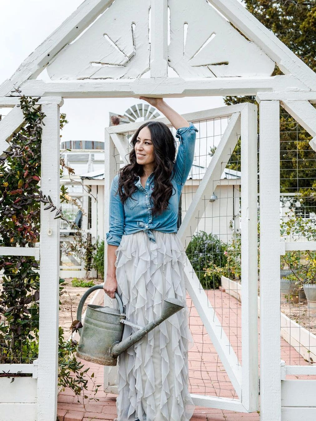 Joanna Gaines Might Be Coming to an Anthropologie Near You