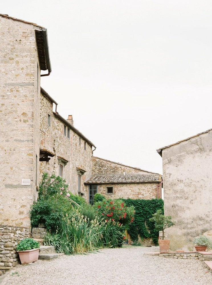 sourced from domino camille styles tuscany guide