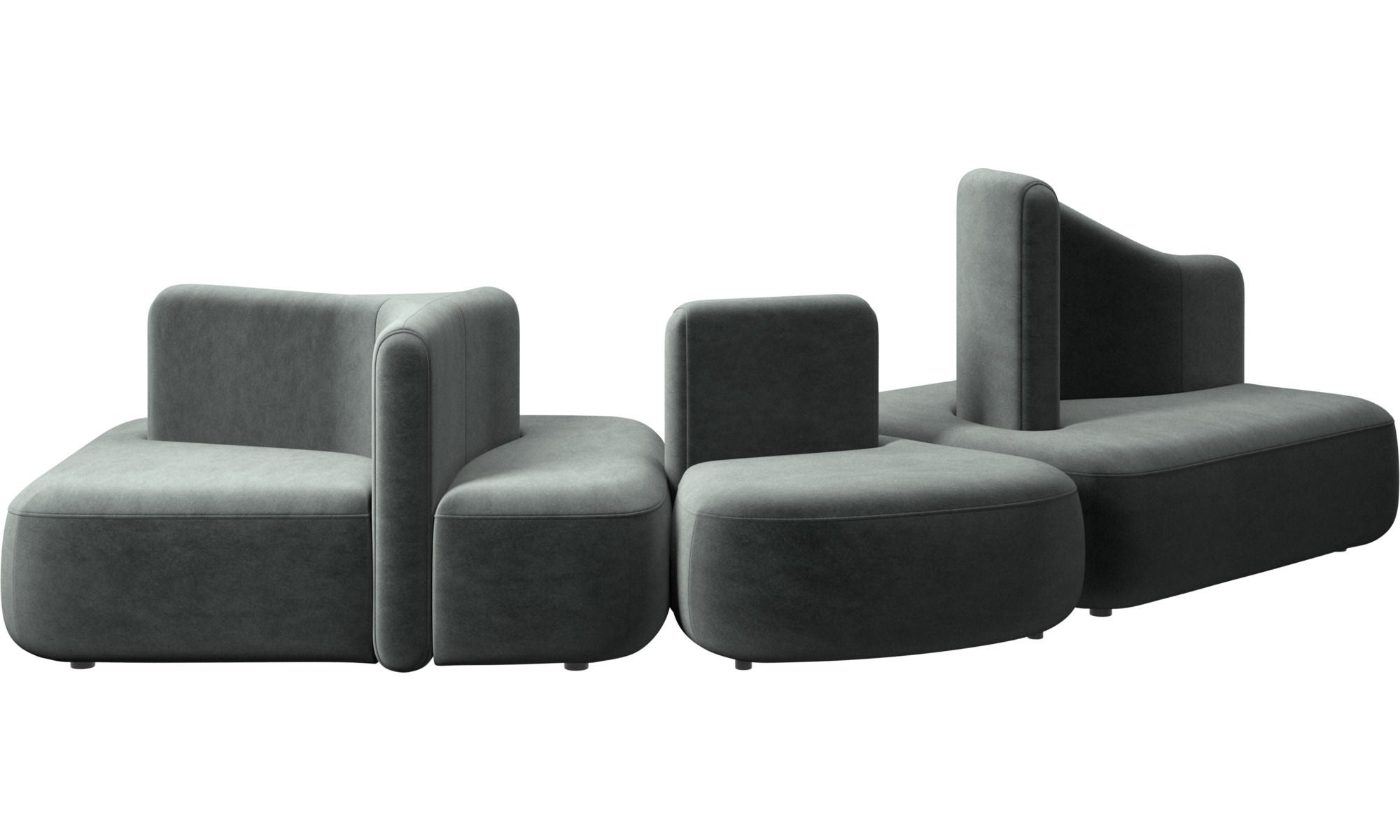 """Bo Concept La Garde this """"dated"""" sofa trend has officially made a comeback"""