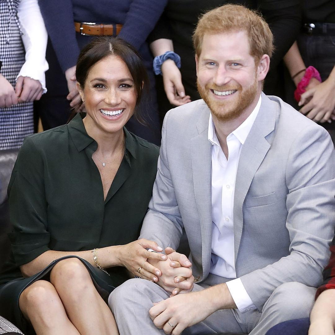 Meghan Markle and Prince Harry's US Tour Is Being Planned