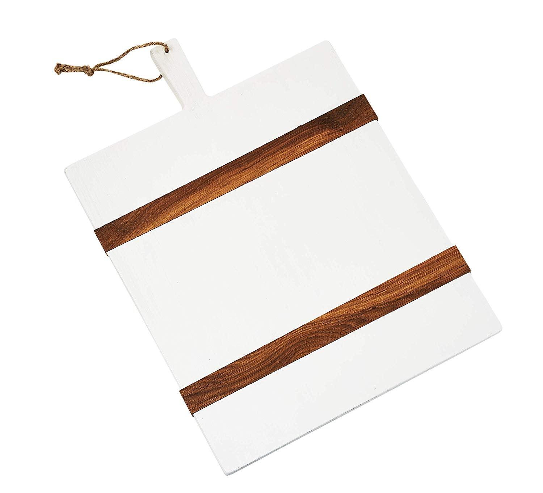 etuHOME – White Mod Charcuterie Board