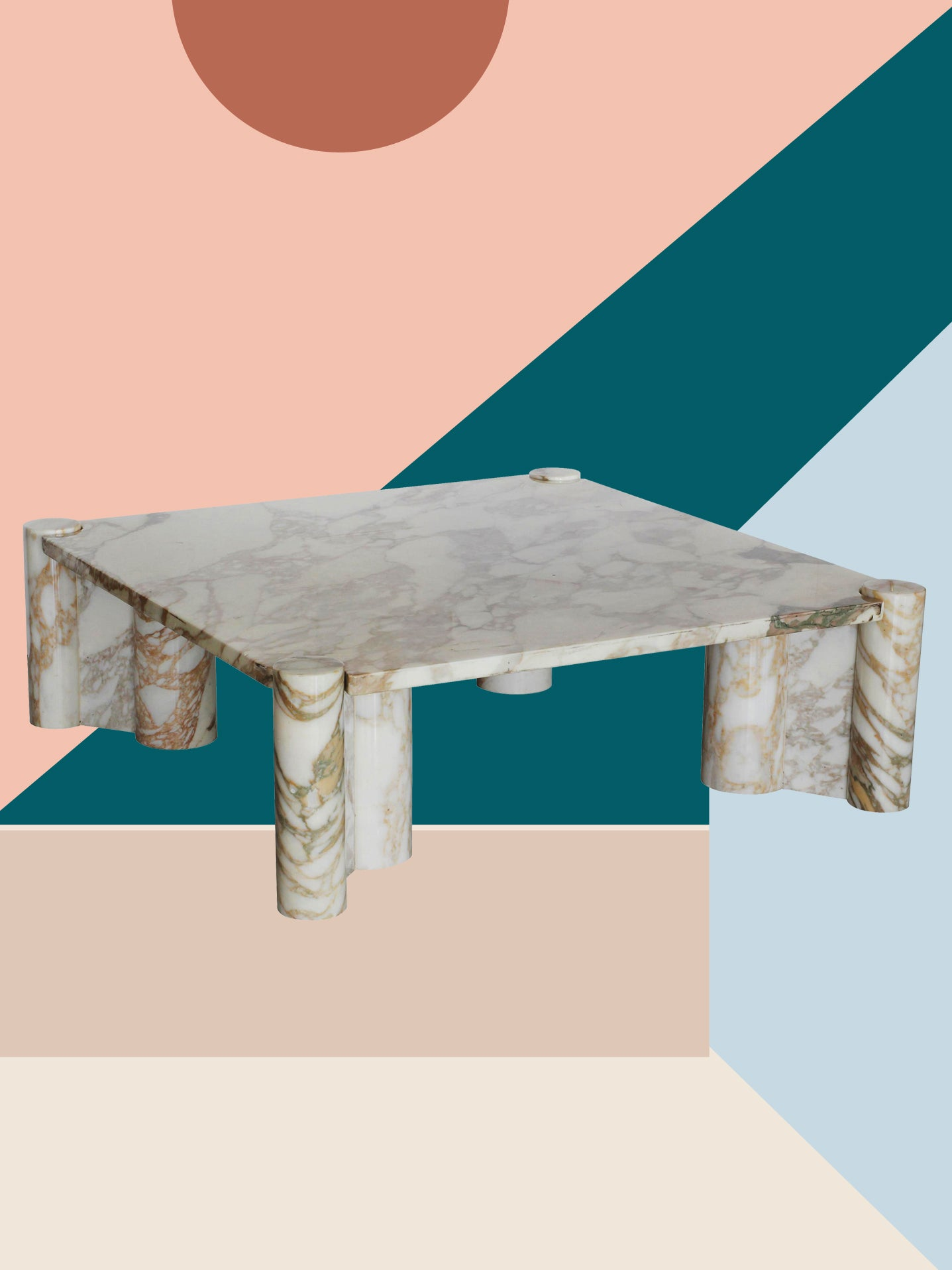 The Coffee Table (Just About) Every Designer Has in Their Home