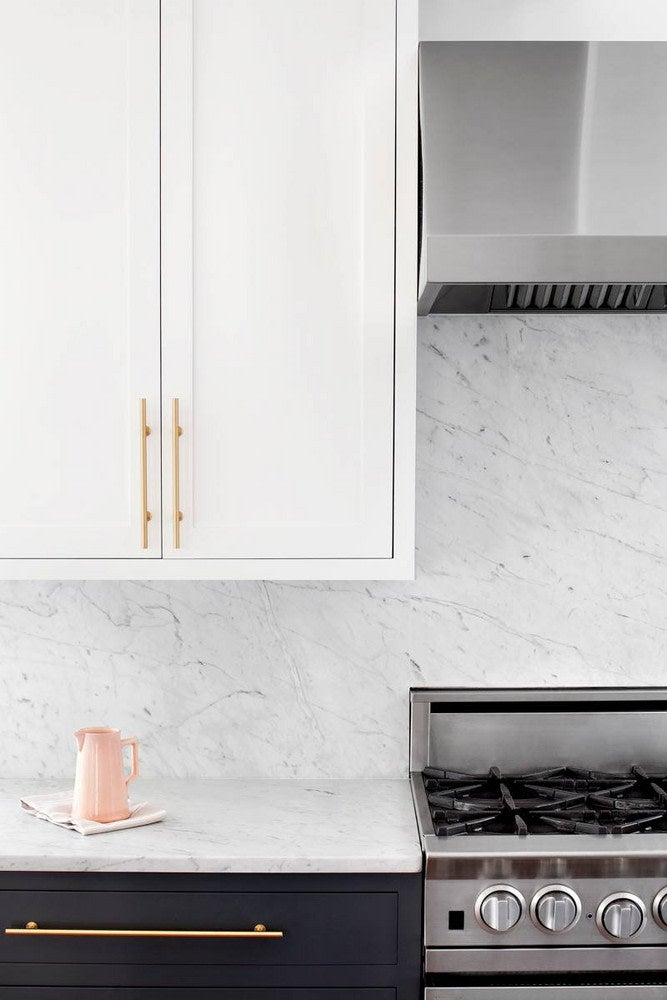 Is Brass in the Kitchen a Passing Trend? One Designer Weighs In
