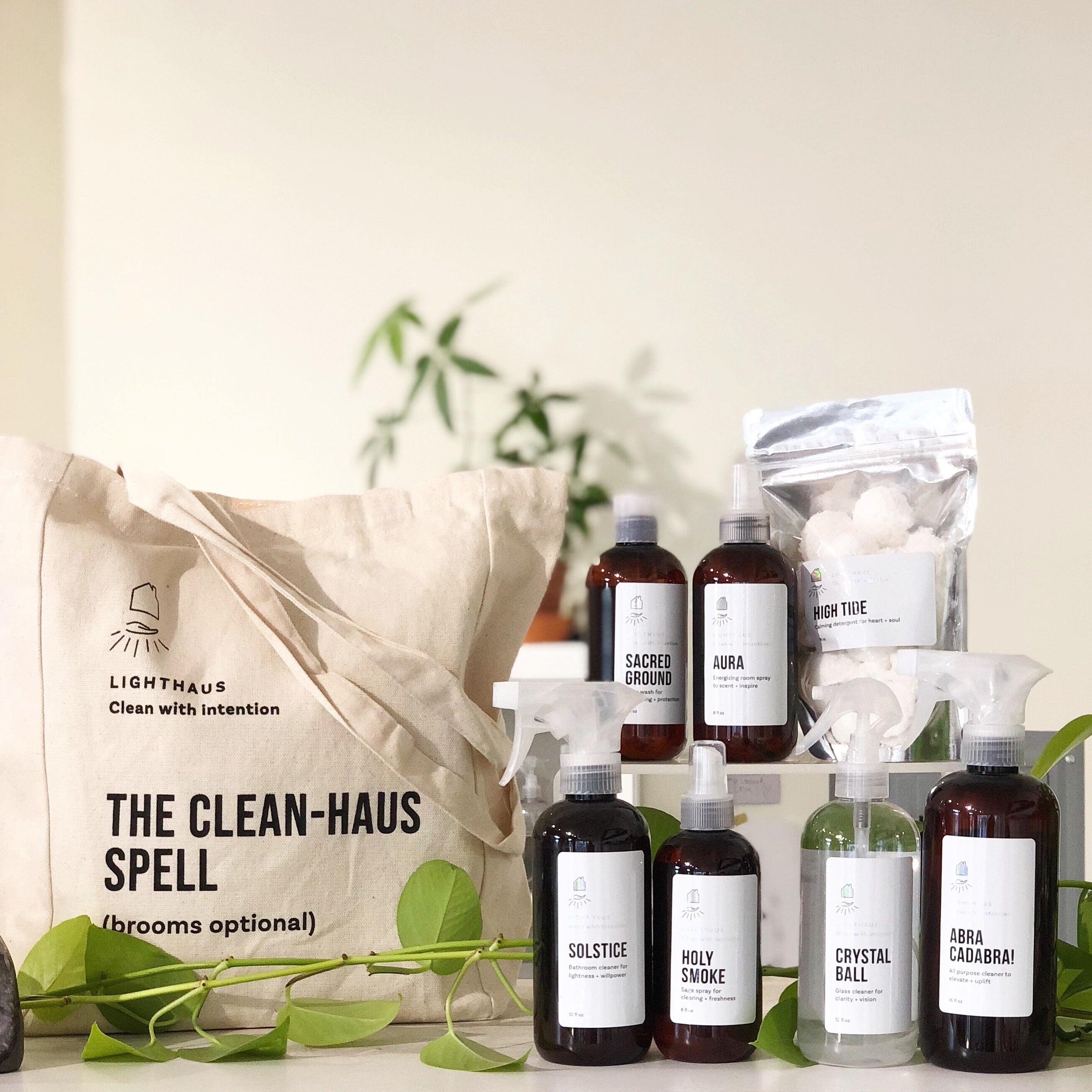 LightHaus Cleaning Products