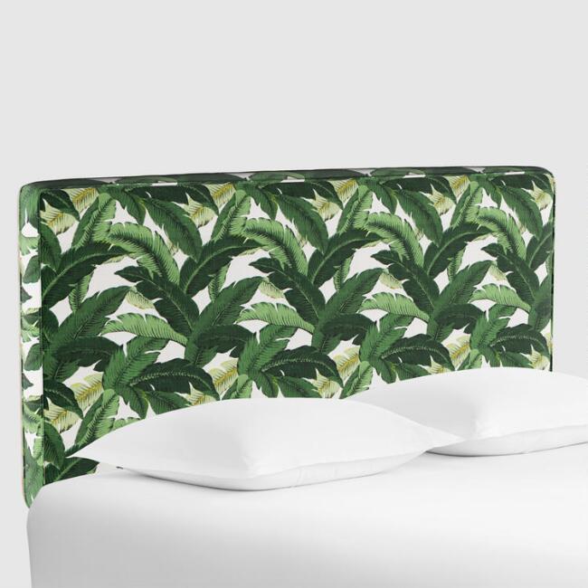Swaying Palm Loran Upholstered Headboard
