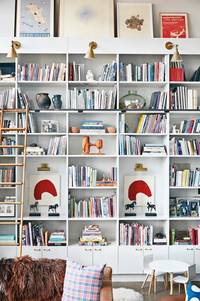14 Reasons Why We Love Built-In Bookshelves
