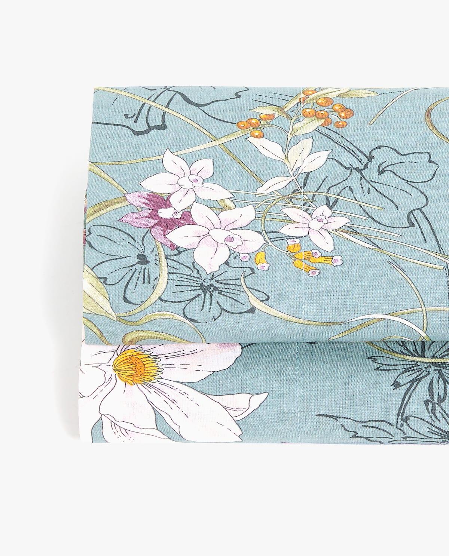 floral print sheet