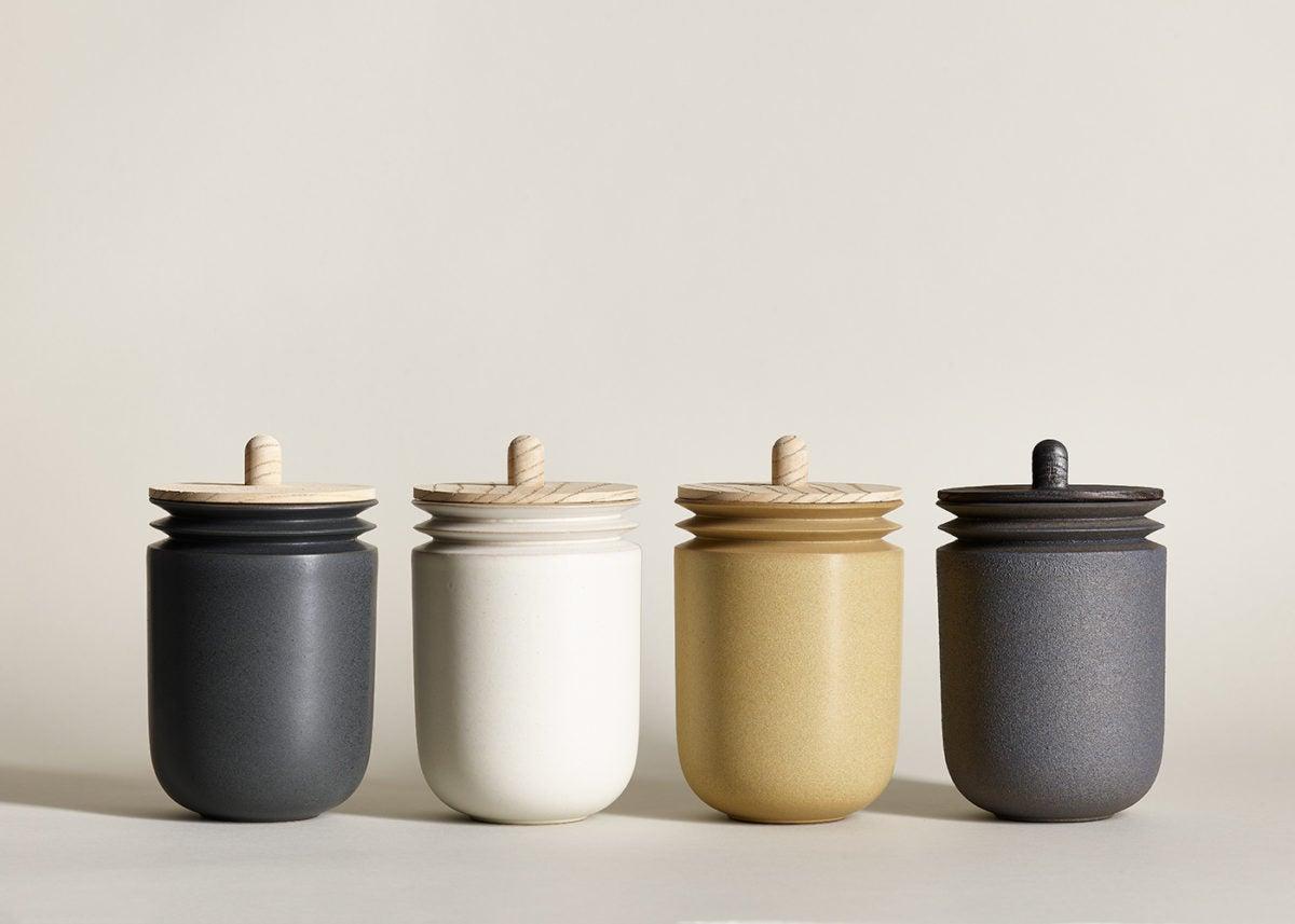 In the Pursuit Ceramic Pots