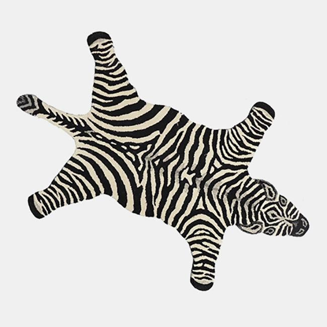 Chubby Zebra Rug