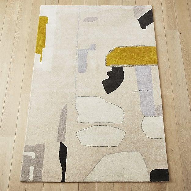 promenade abstract rug