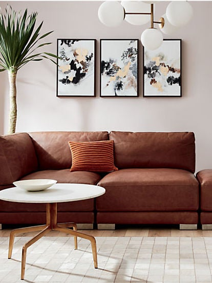 These 10 New CB2 Items Are Perfect for Your Living Room Refresh