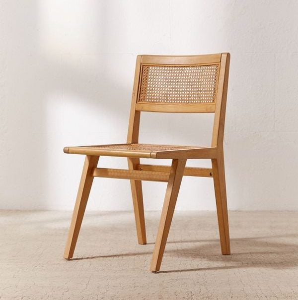 Inside The Jeanneret Cane Chair Trend Of 2019
