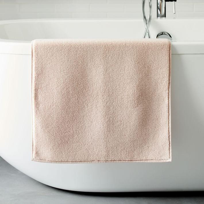 Organic Luxe Fibrosoft™ Bath Mat – Pink Blush
