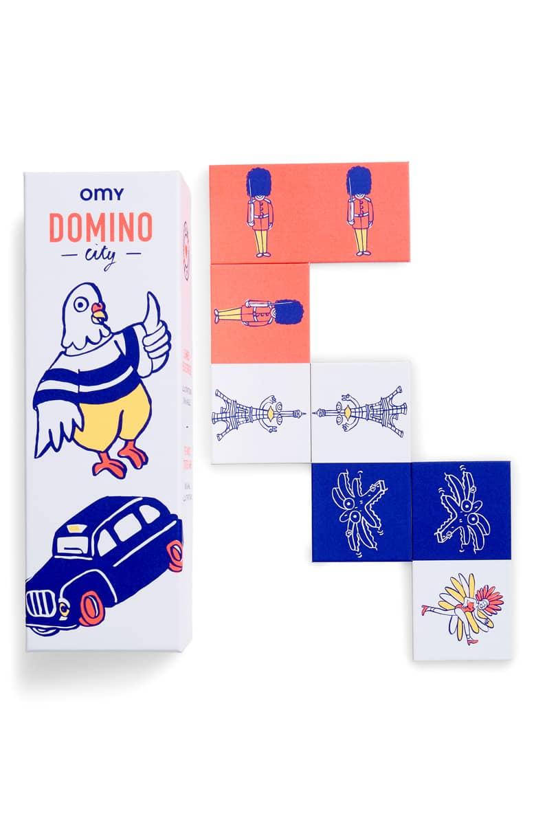 Domino City Game OMY