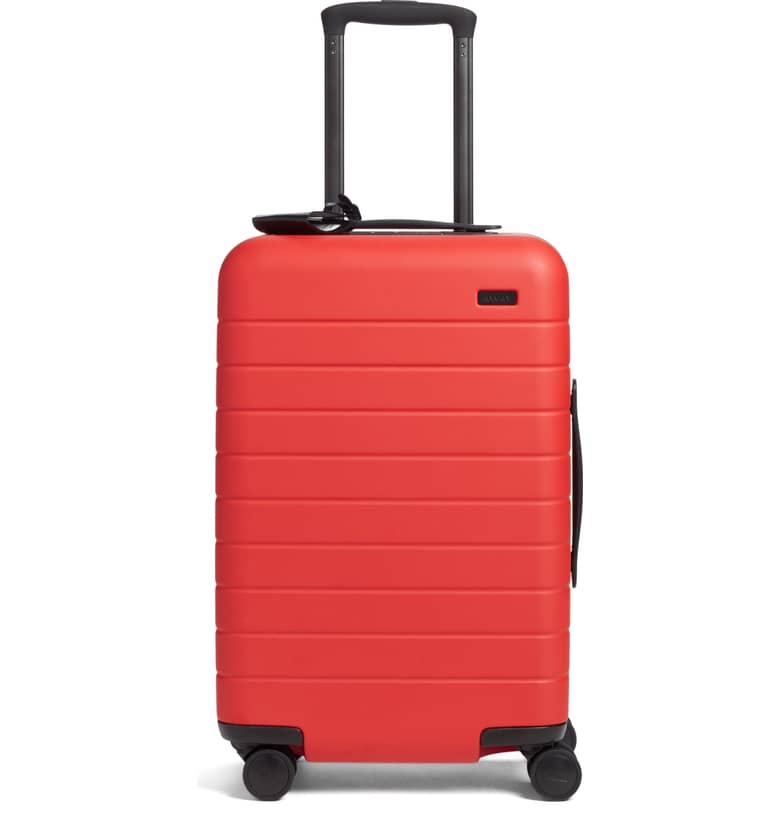 The Carry-On Suitcase