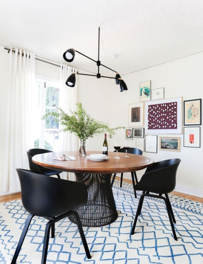 dining table feature