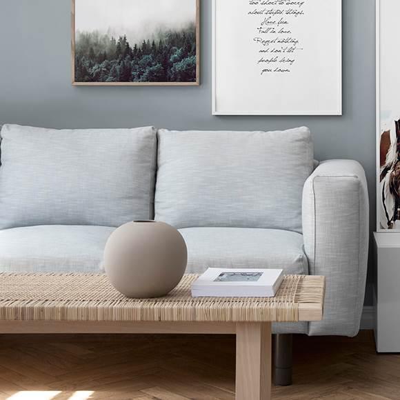 Norsborg, 2 Seater sofa cover