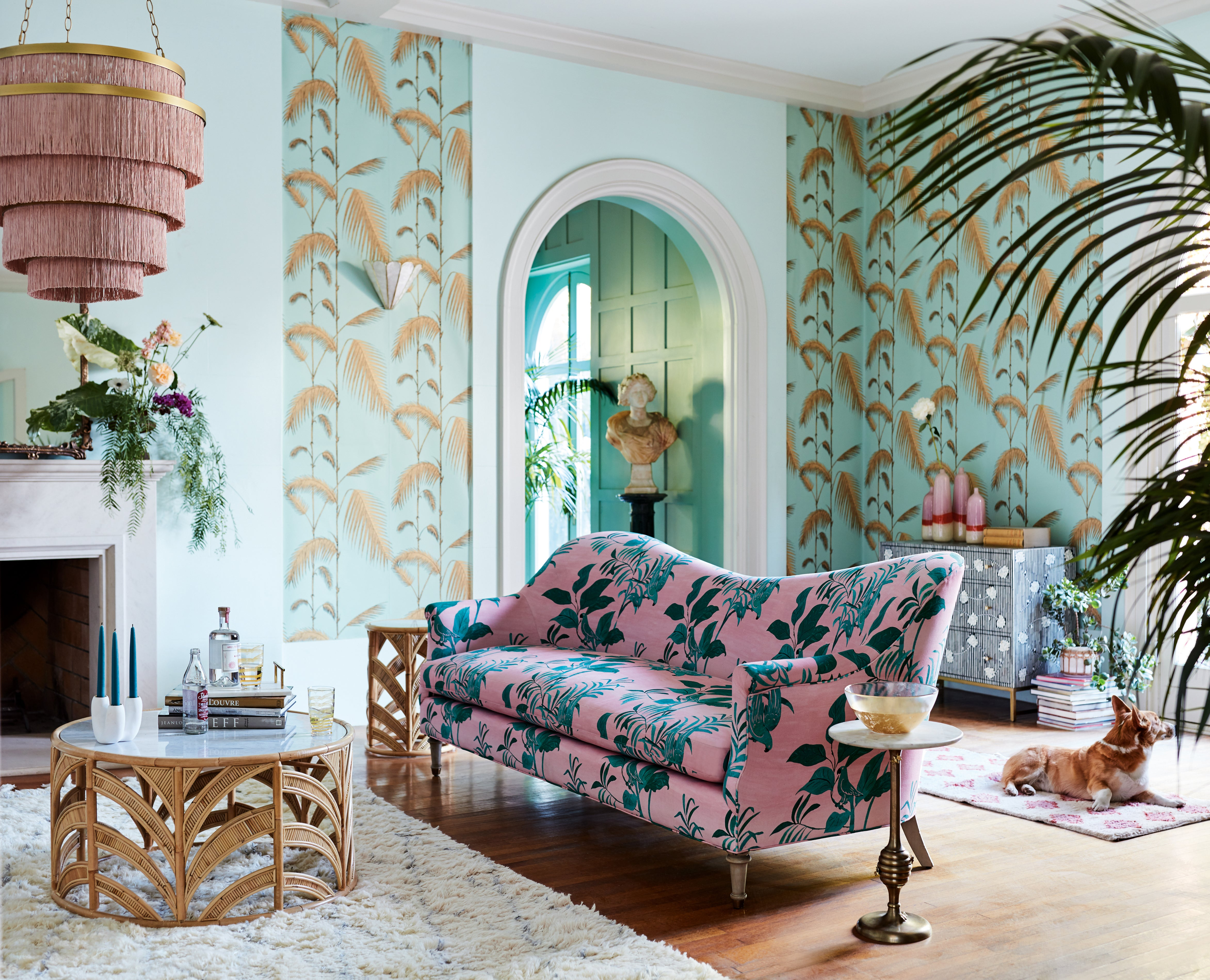 Anthropologie Paule Marrot Exclusive Capsule Collection