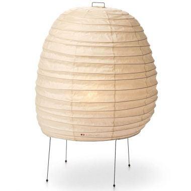 20N Akari Table Lamp by Isamu Noguchi – Japanese Paper Shade
