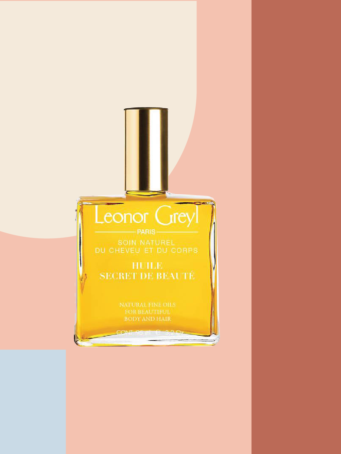 Every French Girl (and Meghan Markle) Swears By This Hair Oil