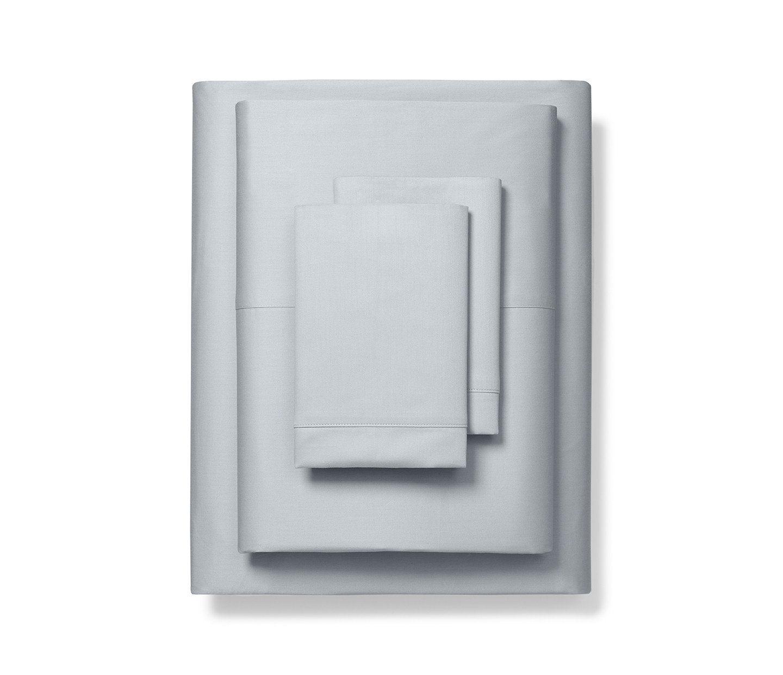 Solid Hemmed Sheet Set