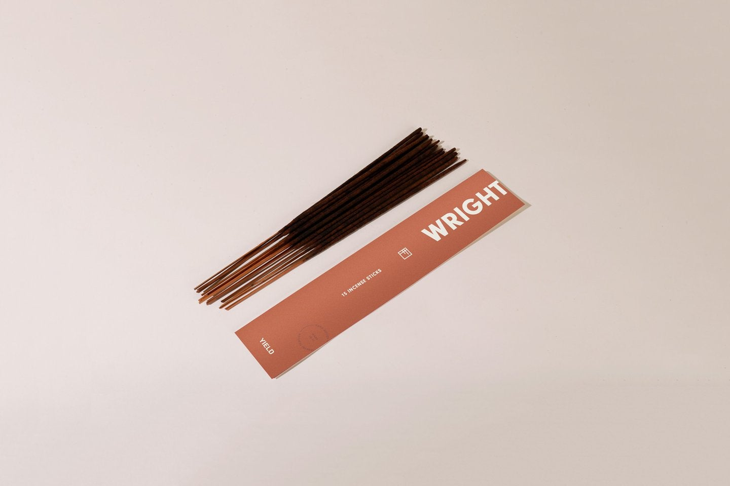 Wright Candles + Incense