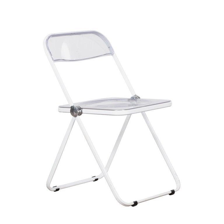 Giancarlo Piretti Folding Plia Chairs for Castelli