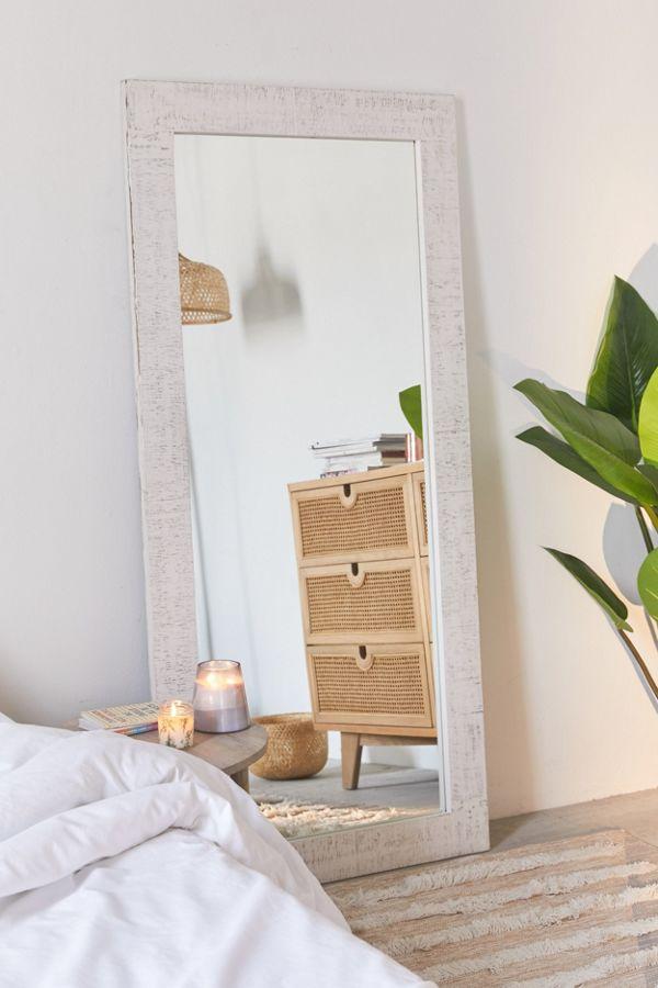Ashton Mango Wood Mirror