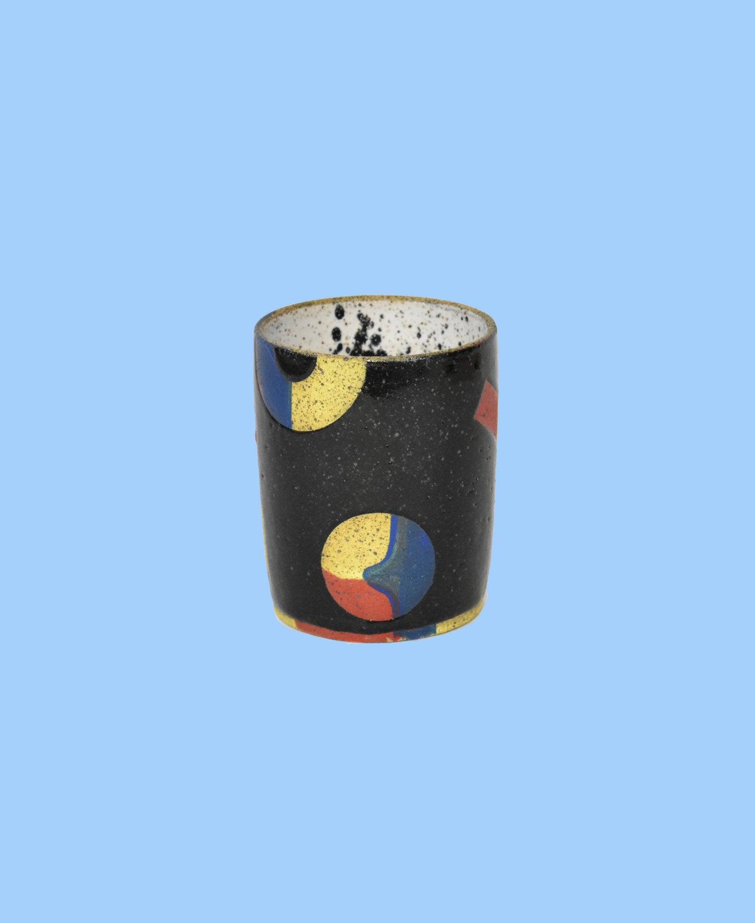 BLACK BAUHAUS CUP