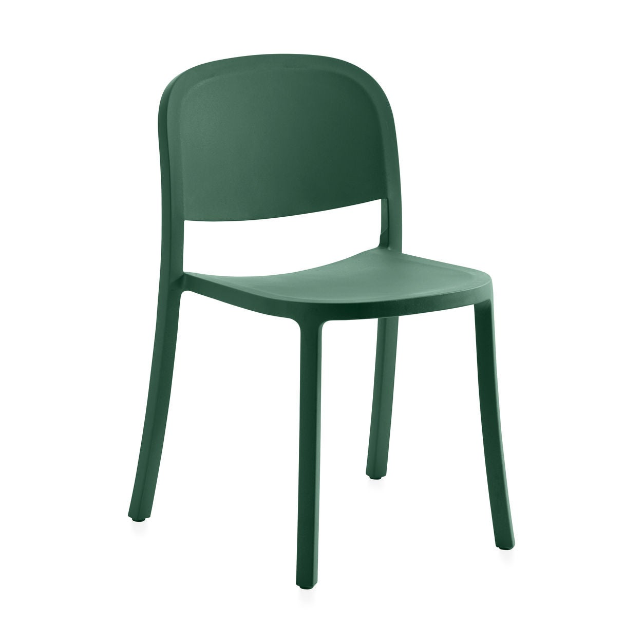 Emeco 1 Inch Reclaimed Stacking Chair